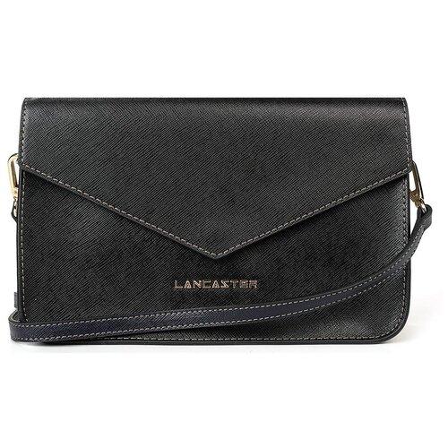 сумка клатч женская lancaster lcs523 75 noir Сумка-клатч женская Lancaster LCS527-08-noir_gmbf