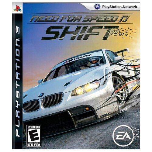 Игра для PlayStation 3 Need for Speed: Shift, полностью на русском языке
