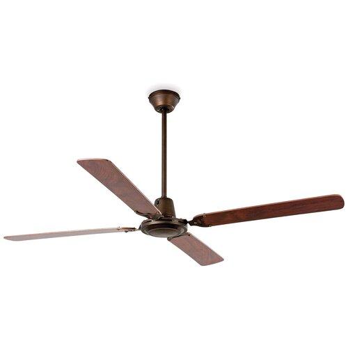 Фото - Потолочный вентилятор Faro Barcelona Malvinas, dark brown потолочный вентилятор faro barcelona cebu white