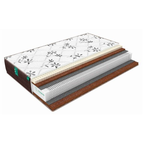Матрас Sleeptek Lux LatexStrong Cocos 160х190