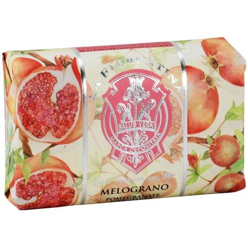 Купить Мыло кусковое La Florentina Pomegranate
