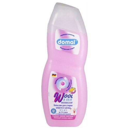 Жидкость для стирки Domal Wool & Silk, 0.75 л, бутылка domal