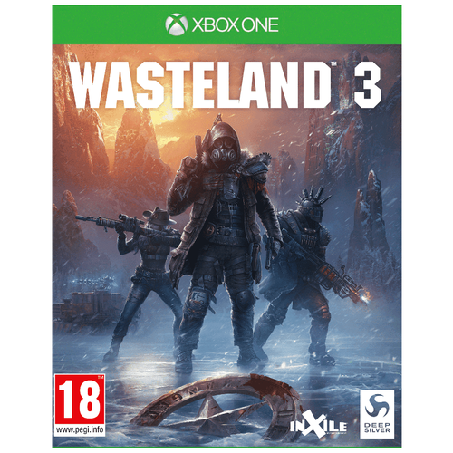 Игра для Xbox ONE Wasteland 3, русские субтитры