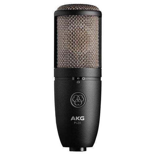 AKG P420 конденсаторный микрофон