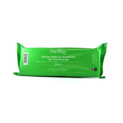 Купить Полоски для депиляции Depilflax Белые 7, 5х23 см, уп 100шт