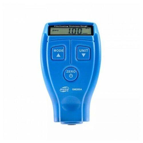Толщиномер Benetech GM200A синий