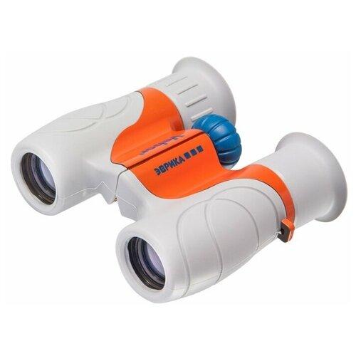 Бинокль Veber Эврика 6x21 серый/оранжевый зрительная труба veber эврика 12x60 серый оранжевый