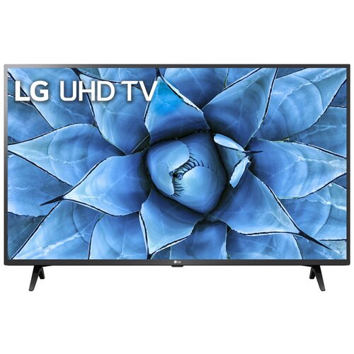 Фото - Телевизор LG 43UN73006LC 43 (2020), черный телевизор lg 43 43um7490plc белый