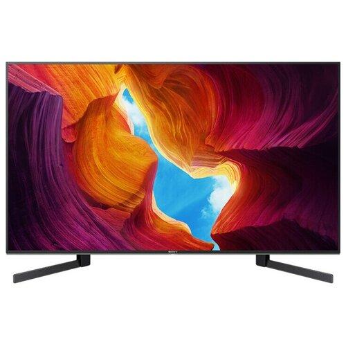 Фото - Телевизор Sony KD-49XH9505 48.5 (2020), черный/серый видеокамера sony ilme fx3 серый черный