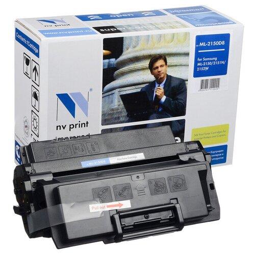 Фото - Картридж NV Print ML-2150D8 для Samsung, совместимый картридж nvp совместимый nv ml 3560db для samsung ml 3560 3561 3561n 3561nd 12000k