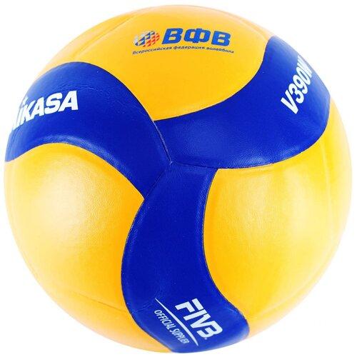 Мяч волейбольный MIKASA 5р. V390W
