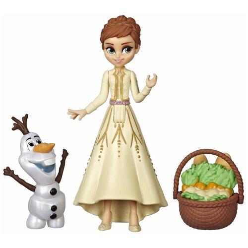 Купить Кукла Hasbro Disney Princess Холодное сердце 2 Анна и Олаф, E7079, Куклы и пупсы