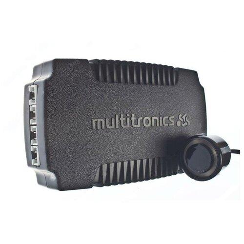 Комбинированные парктроники Multitronics PT-4TC черный