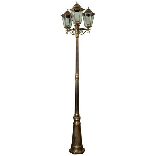 Фото - Feron Садово-парковый светильник 6215 11208 feron садово парковый светильник pl176 11340