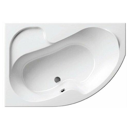 Ванна RAVAK Rosa 140x105 без гидромассажа акрил угловая левосторонняя ванна ravak asymmetric 150x100 без гидромассажа акрил угловая левосторонняя