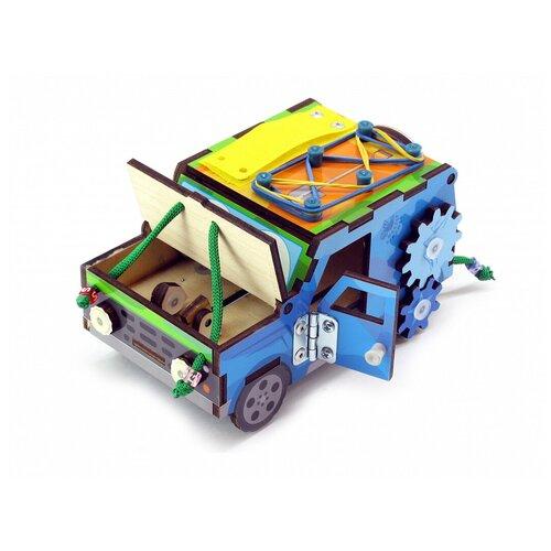 Бизиборд PAREMO Бизи-Машина PE720-203 разноцветный
