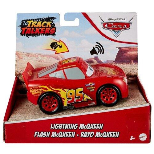 Машинка Mattel Cars Молния Маккуин (GXT29/GXT28), красный mattel машинка cars пол лошсил меняет цвет