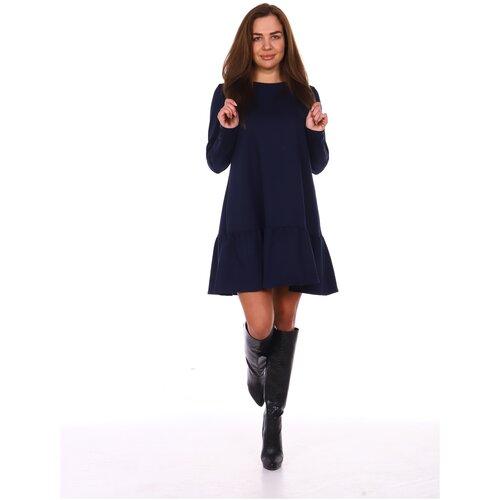 платье befree 1911097509 женское цвет зеленый 17 однотонный р р 48 l 170 Платье женское Stella Tex Асоль 48 р-р, синий