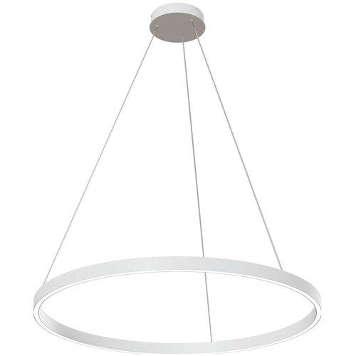 Светильник светодиодный MAYTONI Rim MOD058PL-L42W4K, LED, 51 Вт светильник светодиодный maytoni remous c045cl l9w4k led 9 вт