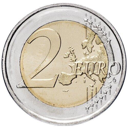 Монета Банк Финляндии 100 лет со дня рождения Туве Янссон 2 евро 2014 года