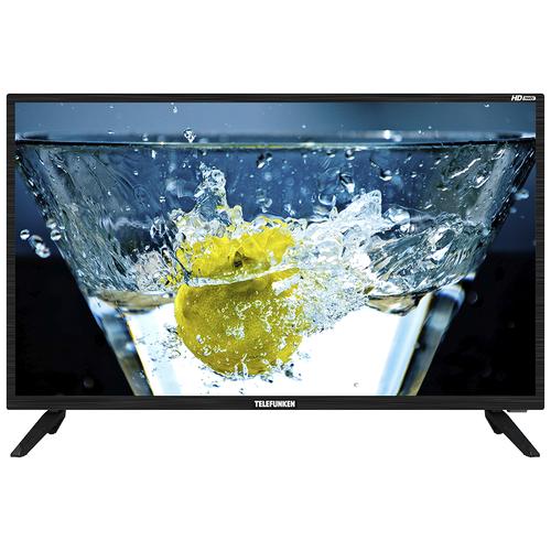 Фото - Телевизор TELEFUNKEN TF-LED32S03T2 31.5, черный телевизор telefunken 23 6 tf led24s19t2 черный