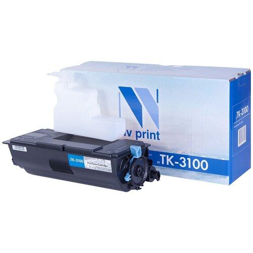 Фото - Картридж NV Print TK-3100 для Kyocera, совместимый картридж nv print nv tk 5280m совместимый