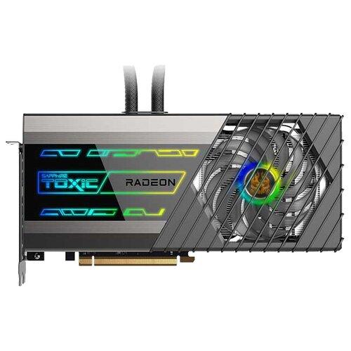 Видеокарта Sapphire Radeon RX 6900 XT Toxic Limited Edition 16GB (11308-06-20G), Retail