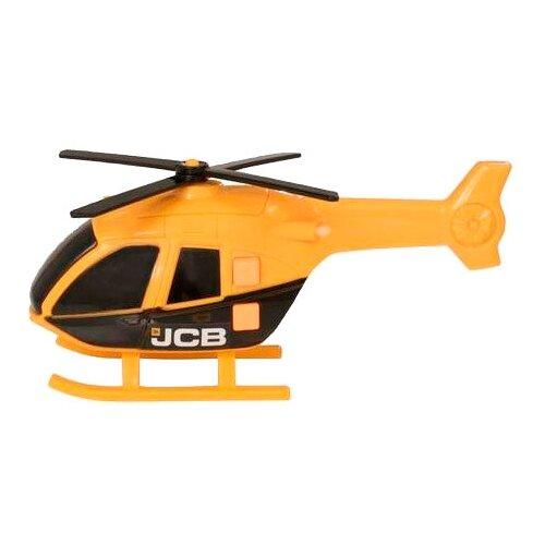 Фото - Вертолет HTI JCB (1416619), желтый погрузчик hti jcb 1416620 желтый
