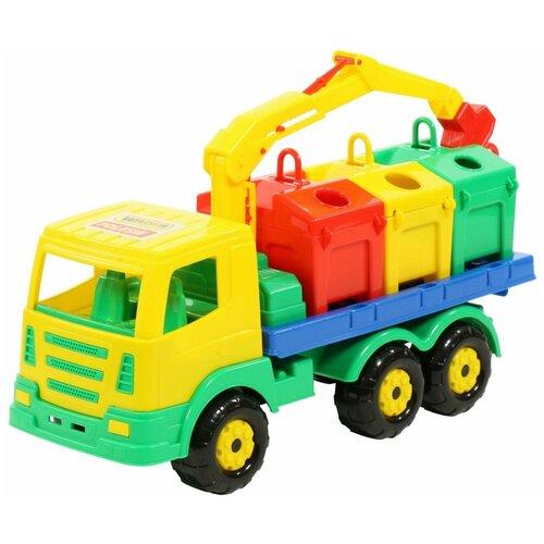 грузовик полесье 1657 41 см Грузовик Полесье Престиж (44181), 42 см