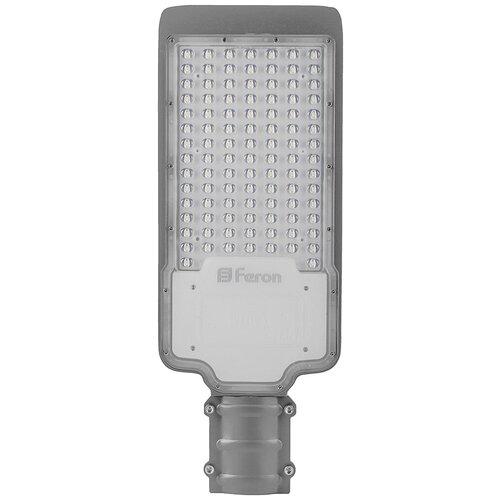 Фото - Feron Светодиодный уличный консольный светильник SP2924 32216 feron уличный консольный светильник sp2926 32218