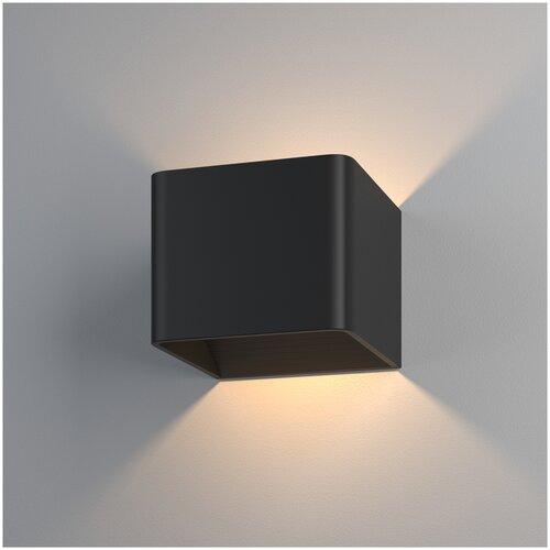 Интерьерная подсветка Elektrostandard Corudo LED чёрный (MRL LED 1060)