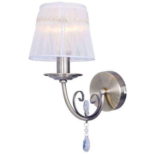 Фото - Настенный светильник Toplight Gertrude TL1138-1W, 40 Вт настенный светильник toplight gertrude tl1138 1w 40 вт