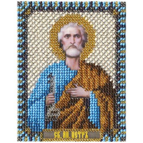 Купить Набор для вышивания PANNA CM-1399 ( ЦМ-1399 ) Икона Святого Первоверховного Апостола Петра , Наборы для вышивания