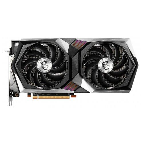 Видеокарта MSI Radeon RX 6700 XT GAMING X 12GB, Retail
