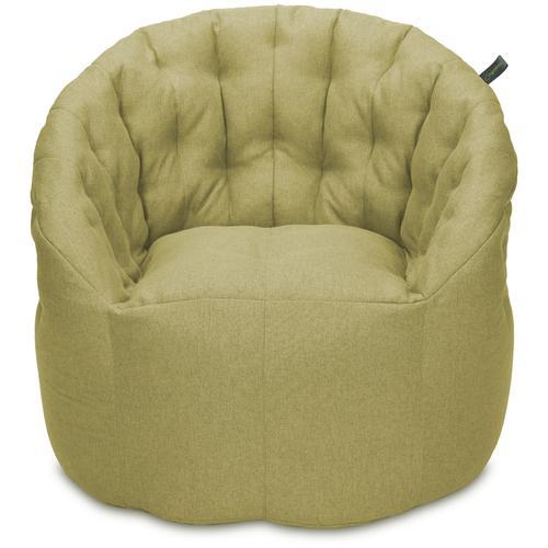 Кресло мешок «Австралия», жаккард, Оливковый