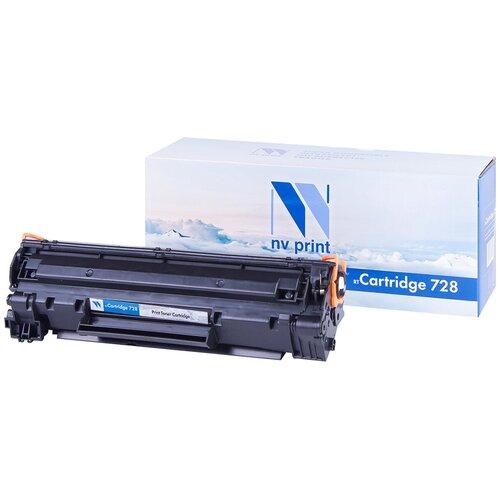 Фото - Картридж NV Print 728 для Canon, совместимый картридж canon 728 3500b010