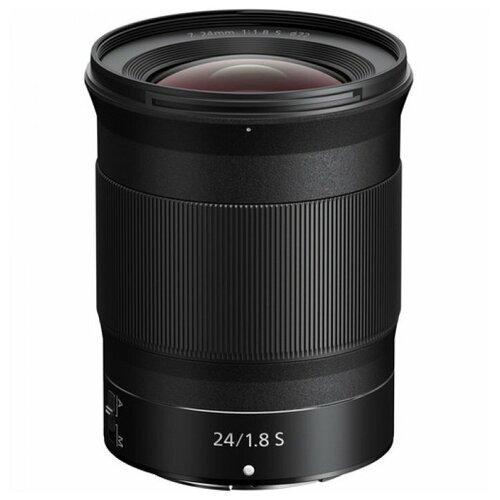 Объектив Nikon 24mm f/1.8S Nikkor Z недорого