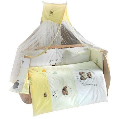 Купить Балдахин Kidboo Little Bear белый/желтый, Балдахины и держатели
