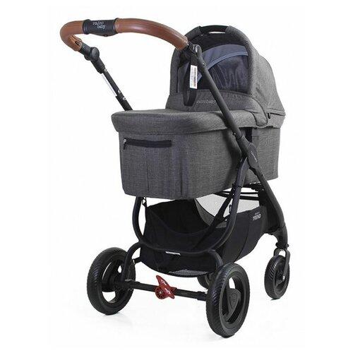 Фото - Универсальная коляска Valco Baby Snap 4 Trend (2 в 1), charcoal прогулочная коляска valco baby snap trend charcoal