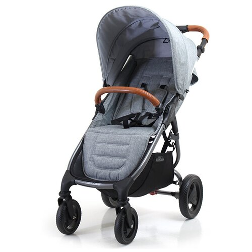 Фото - Прогулочная коляска Valco Baby Snap 4 Trend, Grey marle прогулочная коляска valco baby snap trend charcoal