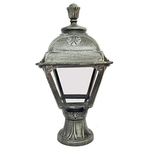 Фото - Fumagalli Наземный светильник Cefa U23.110.000.BXF1R, E27, 6 Вт, цвет арматуры: бронзовый, цвет плафона бесцветный fumagalli наземный светильник rut e26 111 000 bxf1r
