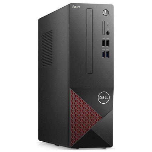 DELL Vostro 3681 SFF (3681-2680) Micro-Tower/Intel Core i5-10400/8 ГБ/256 ГБ SSD/Intel UHD Graphics 630/Windows 10 Pro, черный