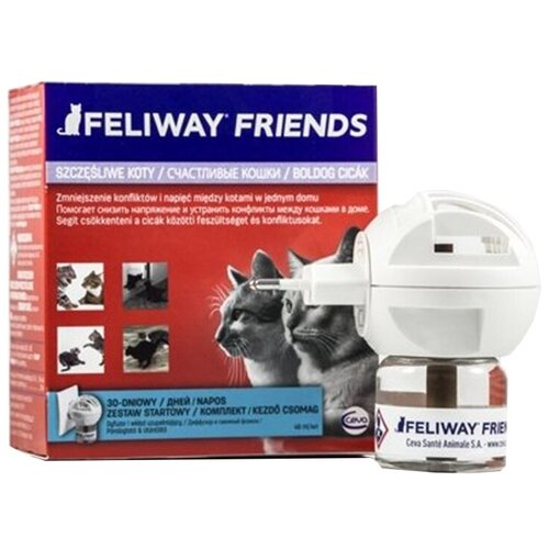 Сева Феливей Friends для кошек, 48 мл
