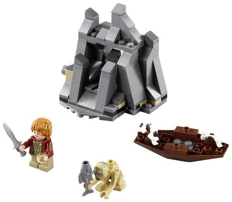 Stich Und Ring Set 9472 LEGO® Hobbit ™ //Herr Der Ringe™ Frodo Mit Cape