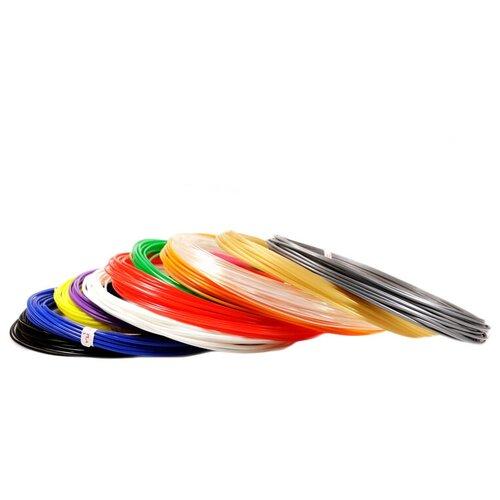 PLA пруток UNID 1.75 мм 12 цветов 0.3 кг