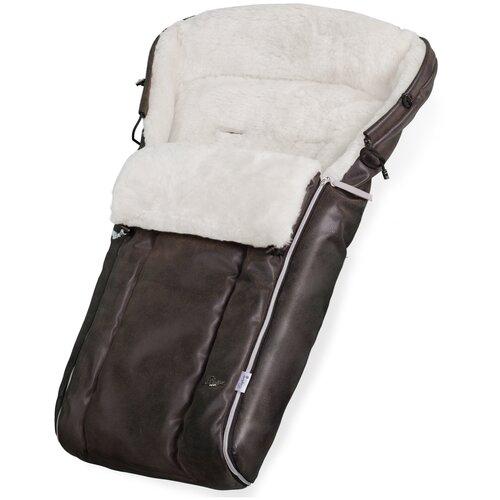 Фото - Конверт-мешок Esspero Markus Lux 90 см brown конверт мешок esspero cosy lux 90 см black