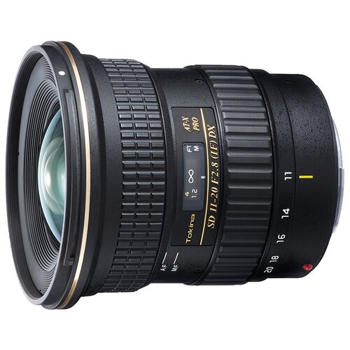Объектив Tokina AT-X 11-20mm f/2.8 PRO DX Canon EF-S