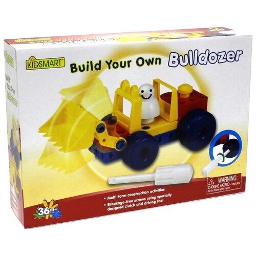 Купить Конструктор Kidsmart Build-Your-Own 32010 Бульдозер, Конструкторы