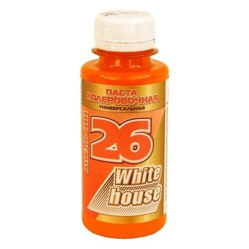Колеровочная паста White House Для внутренних работ апельсин 0.45 л