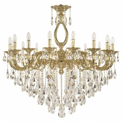 Фото - Люстра Bohemia Ivele Crystal 71301/16/360 B G, E14, 640 Вт люстра bohemia ivele crystal 7201 72301 12 360 b g e14